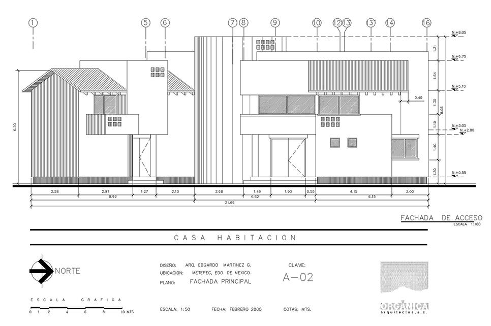 Organica construcciones servicios de arquitectura - Servicios de arquitectura ...